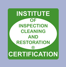 Certified carpet cleaning Southern Maryland