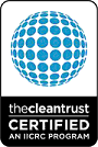 Indoor Environmental Services IICRC certified carpet cleaning company