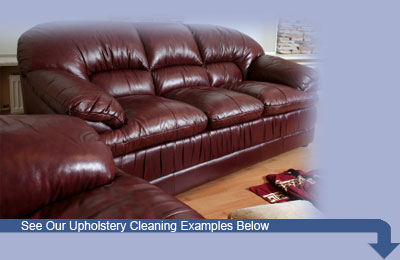 Leather cleaning southern maryland