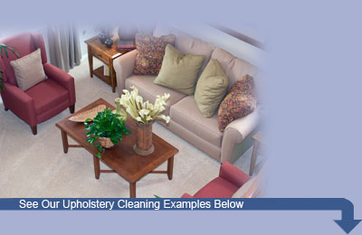 Upholstery cleaning southern Maryland
