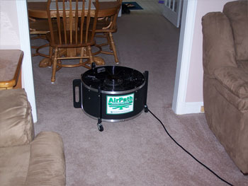 fast dry carpet cleaning Southern Baltimore