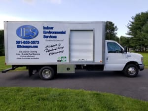ies clean pro commercial truck