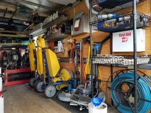 Truck Support Equipment