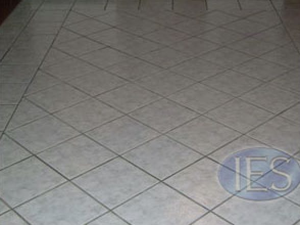Ceramic Tile & Grout Cleaning Process Completed