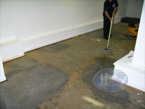 water damage cleanup southern md